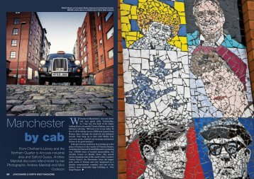 Manchester by cab