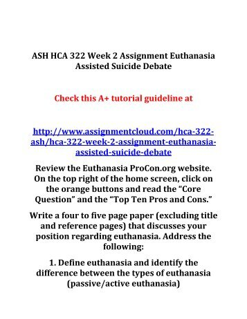 HCA/210 Week two Assignment: Staff and Adminstration Write a