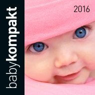 babykompakt 2016 - Produktneuheiten