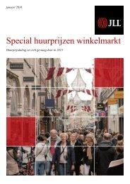Special huurprijzen winkelmarkt