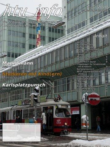 Inhalt Mannomann Studieren  mit Kind(ern) Karlsplatzpunsch