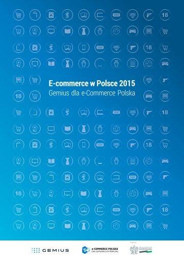 E-commerce w Polsce 2015