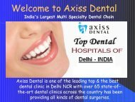 Best Dentist in Delhi, Noida & Gurgaon, Best Dental Clinic in Delhi NCR
