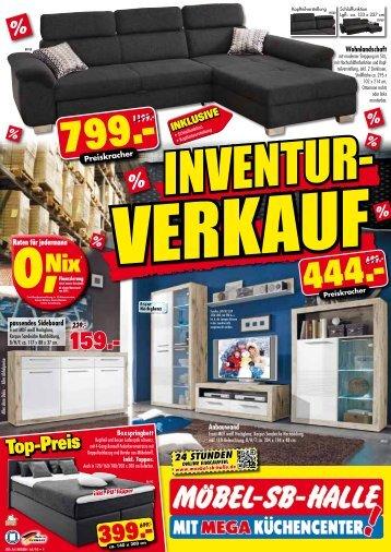 Inventurverkauf