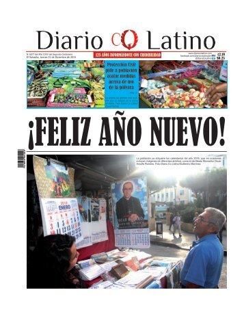 Edición 31 de Diciembre de 2015