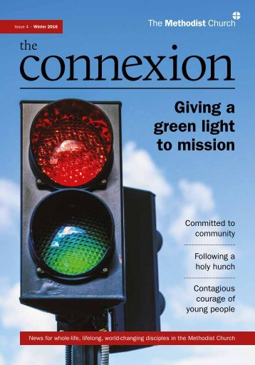 Giving a green light to mission