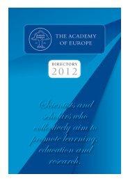pdf - Academia Europaea