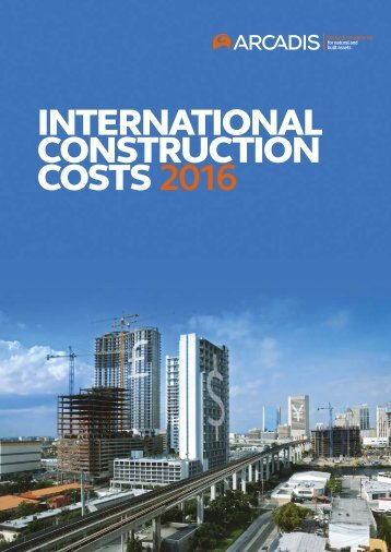 INTERNATIONAL CONSTRUCTION COSTS 2016