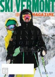 Ski Vermont Magazine