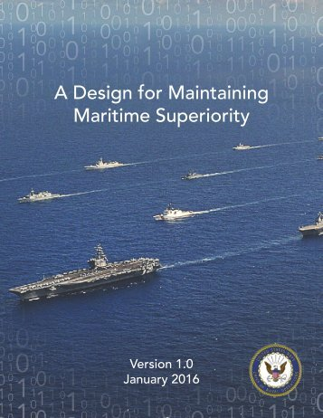 A Design for Maintaining Maritime Superiority