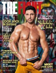 THE FIGHT SOCAL'S LGBTQ MONTHLY MAGAZINE JANUARY 2016