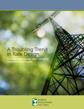 A Troubling Trend in Rate Design