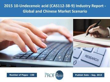 10-Undecenoic acid (CAS112-38-9) Industry Report