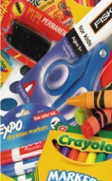 School Supplies in a Kit