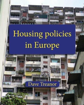 Housing policies in Europe