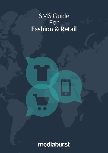 SMS Guide For Fashion & Retail
