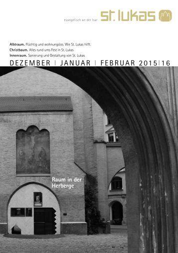 Gemeindebrief St. Lukas 2015/4