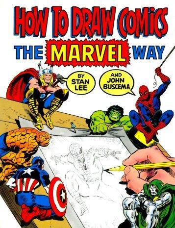 Draw-Comics-The-Marvel-Way