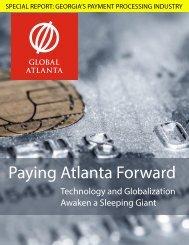 Paying Atlanta Forward