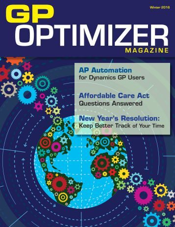 AP Automation Affordable Care Act New Year's Resolution