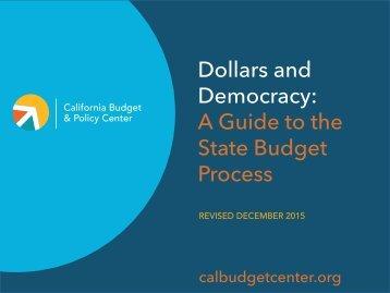 State Budget Process