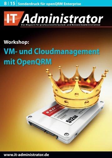 VM- und Cloudmanagement mit OpenQRM