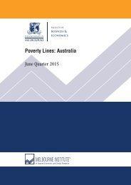 Poverty Lines Australia June Quarter 2015