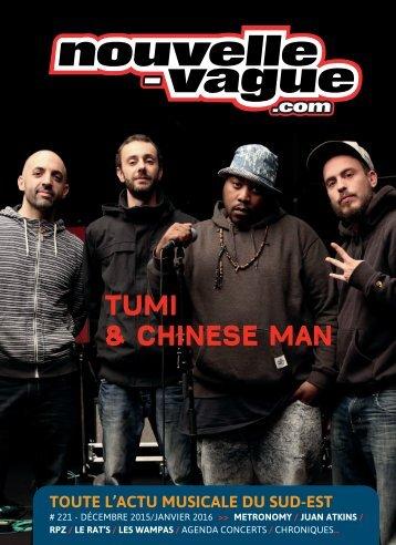 TUMI & CHINESE MAN