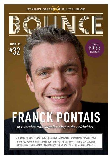 Bounce Magazine June 2015