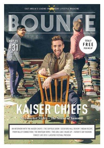 Bounce Magazine May 2015