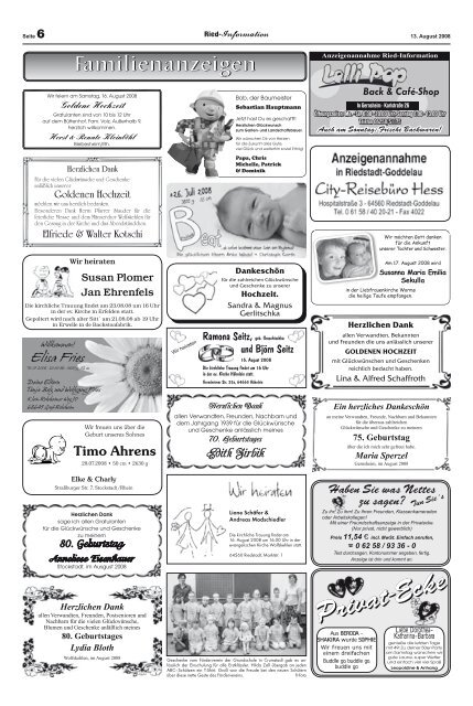 Seite6 13 August 2008 Fa