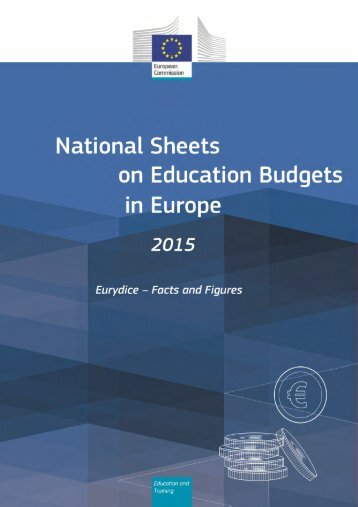 on Education Budgets in Europe