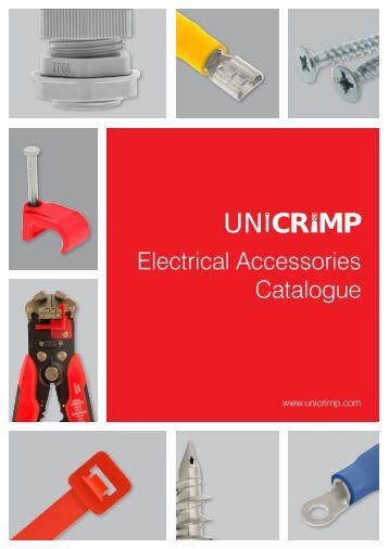 Electrical Accessories Catalogue