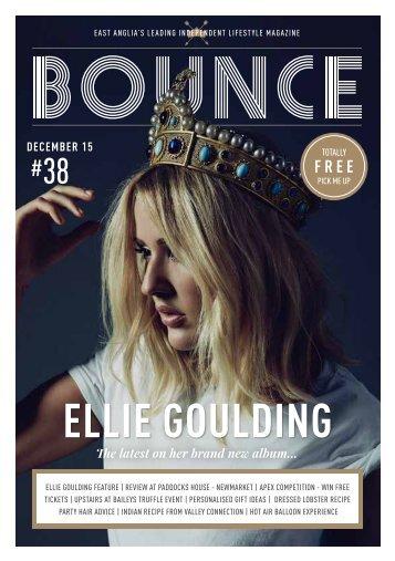 Bounce Magazine December 2015