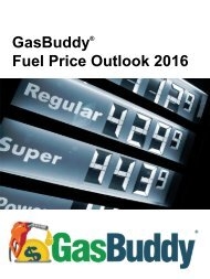Fuel Price Outlook 2016