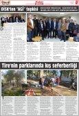 İzmir'de ihracat azaldı ithalat arttı - Page 7