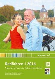 Radfahren und Radreisen Münsterland 2016