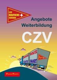 Angebote Weiterbildung - Les Routiers Suisses