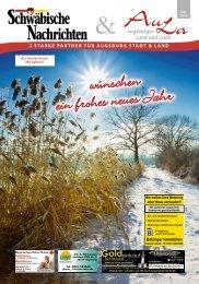 Schwäbische Nachrichten & AuLa Januar 2016