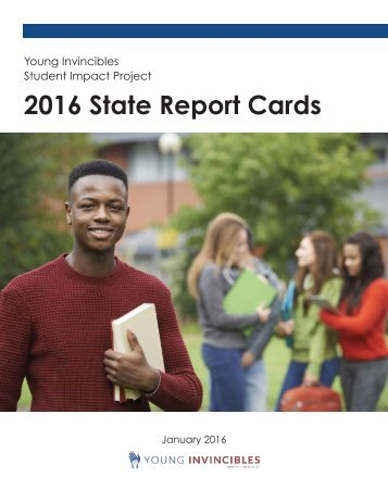 2016 State Report Cards
