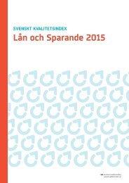 Lån och Sparande 2015
