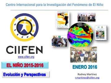 Centro Internacional para la Investigación del Fenómeno de El Niño