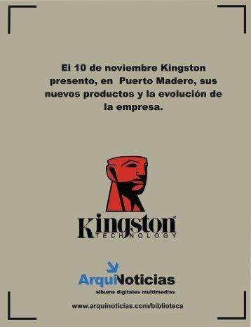 Album N° 6 Kingston en Puerto Madero
