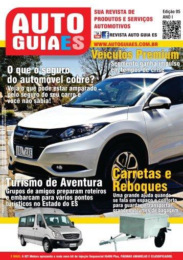 Revista Auto Guia ES 5ª Edição