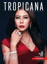 Tropicana Magazine Jan-Feb 2016 #105: The Passion Issue