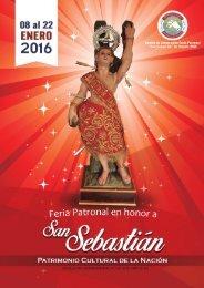 Programa Feria Chepen 2016