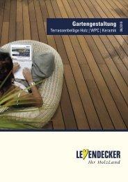Leyendecker - Terrassenbeläge