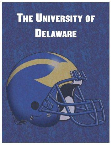 the delaware fightin - University of Delaware Athletics