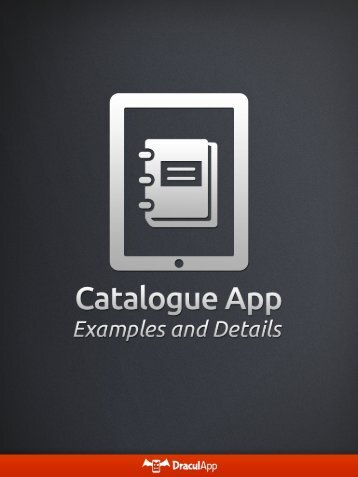 APPs Catalogue