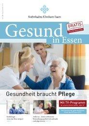 Patientenzeitschrift Frühjahr/Sommer 2015